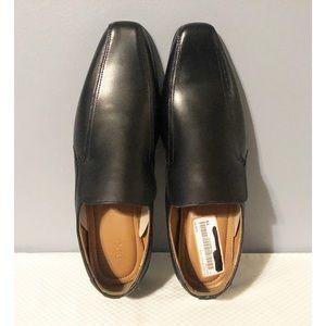 Mens size 11.5 Black Dress Shoes